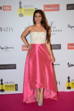 Tanisha Mukherjee at Grazia young fashion awards red carpet in Leela Hotel on 15th April 2015 (2060)_5530a3335dee2.JPG