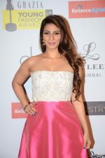 Tanisha Mukherjee at Grazia young fashion awards red carpet in Leela Hotel on 15th April 2015 (2066)_5530a33a442b3.JPG