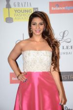 Tanisha Mukherjee at Grazia young fashion awards red carpet in Leela Hotel on 15th April 2015 (2069)_5530a33d84239.JPG