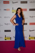 Waluscha De Sousa at Grazia young fashion awards red carpet in Leela Hotel on 15th April 2015 (1406)_5530a36dc9e6f.JPG