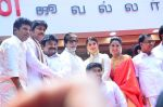 Amitabh Bachchan, Aishwarya Rai Bachchan, Shivraj Kumar at Kalyan Jewellers Showroom in Chennai on 18th April 2015 (133)_55365be0bfaf7.jpg