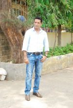 Anup Soni at Crime Patrol press meet on 20th April 2015 (2)_553661075aa2b.JPG