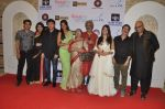 Mugdha Godse, Vinay Pathak, Rajit Kapur at Kaagaz ke fools music launch in Mumbai on 19th April 2015 (35)_5536666159f75.JPG