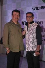 Anu Malik, Abhijeet Bhattacharya snapped at Videocon Event inTote, Mumbai on 21st April 2015 (57)_5537a06d30316.JPG