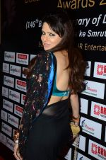 Poonam Jhawar  at Dadasaheb Phalke Film Foundation Award in Bhaidas Hall on 21st April 2015 (18)_5537b0edd5a1b.JPG