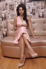 Sara Loren at art exhibition in Mumbai on 22nd April 2015 (8)_5538e654c062c.jpg
