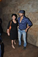 Shreyas Talpade, Deepti talpade watch Ok Kanmani in Mumbai on 23rd April 2015 (45)_553a0db645876.JPG