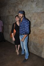 Shreyas Talpade, Deepti talpade watch Ok Kanmani in Mumbai on 23rd April 2015 (49)_553a0db83fa0e.JPG