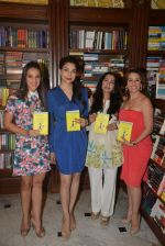 Tara Sharma, Perizaad Zorabian at Shunali Shroff book launch in Kitab Khana on 24th April 2015 (47)_553b5c3fcacb2.JPG