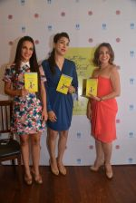 Tara Sharma, Perizaad Zorabian at Shunali Shroff book launch in Kitab Khana on 24th April 2015 (53)_553b5c4352958.JPG