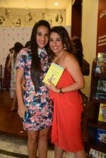 Tara Sharma, Perizaad Zorabian at Shunali Shroff book launch in Kitab Khana on 24th April 2015 (63)_553b5c482a911.JPG