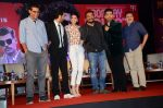 Vikramaditya Motwane, Ranbir Kapoor, Anushka Sharma, Anurag Kashyap, Karan Johar, Vijay Singh at Bombay Velvet press meet in Taj Lands End on 27th April 2015 (65)_553f2ac74b0d7.JPG