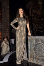 Malaika Arora Khan  on the sets of India_s Got Talent in Filmcity, Mumbai on 28th April 2015 (62)_554084f7899a6.JPG