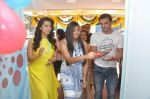 Sohail Khan and Juhi Chawla launch skin clinic in Parle, Mumbai on 28th April 2015 (28)_55408088223aa.JPG