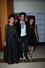 Rajesh Shringarpure, Kranti Redkar, Tejaswini Pandit at Yudh music launch  in Mumbai on 29th April 2015 (26)_554219d1d9770.JPG