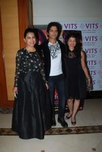 Rajesh Shringarpure, Kranti Redkar, Tejaswini Pandit at Yudh music launch  in Mumbai on 29th April 2015 (28)_554219f985a73.JPG