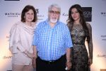 Rashna and Noshir Talati with Kaykasshan Patel at Hi tea at Gauri Khan_s space for Maison & Objet in Khar, Mumbai on 29th April 2015_554216af86afc.jpg