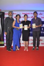 Madhuri Dixit at the launch of Leena Mogre fitness book in Bandra, Mumbai on 30th April 2015
