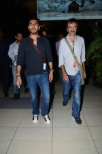 Ritesh Sidhwani, Rajkumar Hirani snapped at airport  on 30th April 2015