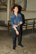 Tiger Shroff snapped at PVR Juhu on 30th April 2015
