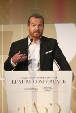 at Condenast Luxury conference  on 30th April 2015