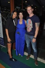 at the launch of Leena Mogre fitness book in Bandra, Mumbai on 30th April 2015 (12)_55437821c46a3.JPG