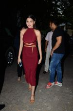 Anushka Sharma at Bombay Velvet_s first screening in Sunny Super Sound on 1st May 2015 (39)_5544d1ca69477.JPG