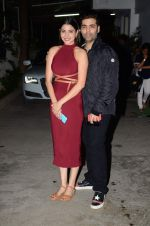 Anushka Sharma, Karan Johar at Bombay Velvet_s first screening in Sunny Super Sound on 1st May 2015 (100)_5544d1d329bc2.JPG