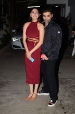Anushka Sharma, Karan Johar at Bombay Velvet_s first screening in Sunny Super Sound on 1st May 2015 (102)_5544d1d3f1db1.JPG