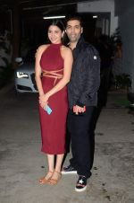 Anushka Sharma, Karan Johar at Bombay Velvet_s first screening in Sunny Super Sound on 1st May 2015 (98)_5544d1d269209.JPG