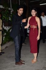 Anushka Sharma, Ranbir Kapoor at Bombay Velvet_s first screening in Sunny Super Sound on 1st May 2015 (77)_5544d1d4bc20a.JPG