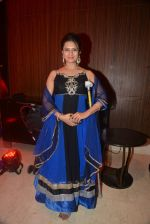 Divyanka Tripathi at Karan Patel and Ankita Engagement and Sangeet Celebration in Novotel Hotel, Juhu on 1st May 2015 (78)_5544c93d82758.JPG