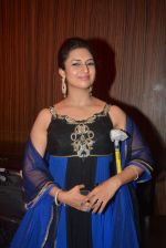 Divyanka Tripathi at Karan Patel and Ankita Engagement and Sangeet Celebration in Novotel Hotel, Juhu on 1st May 2015 (79)_5544c93e30506.JPG
