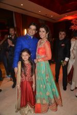 Karan Patel and Ankita Engagement and Sangeet Celebration in Novotel Hotel, Juhu on 1st May 2015