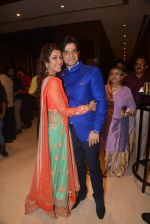 Karan Patel and Ankita Engagement and Sangeet Celebration in Novotel Hotel, Juhu on 1st May 2015 (87)_5544c95d24845.JPG