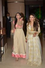 Krystal D Souza at Karan Patel and Ankita Engagement and Sangeet Celebration in Novotel Hotel, Juhu on 1st May 2015 (49)_5544c9846cc54.JPG
