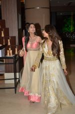 Krystal D Souza at Karan Patel and Ankita Engagement and Sangeet Celebration in Novotel Hotel, Juhu on 1st May 2015
