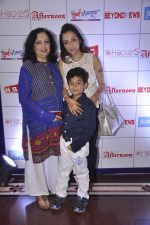 Madhurima Nigam at NBC Awards in Trident on 1st May 2015