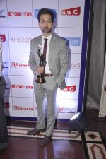 Nakuul Mehta at NBC Awards in Trident on 1st May 2015 (15)_5544c57e267d7.JPG