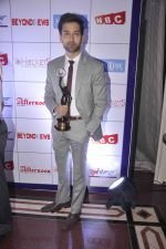 Nakuul Mehta at NBC Awards in Trident on 1st May 2015 (16)_5544c57f9f890.JPG
