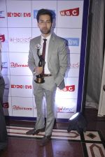 Nakuul Mehta at NBC Awards in Trident on 1st May 2015
