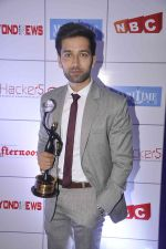 Nakuul Mehta at NBC Awards in Trident on 1st May 2015 (18)_5544c5826c806.JPG