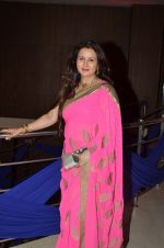 Poonam Dhillon at Karan Patel and Ankita Engagement and Sangeet Celebration in Novotel Hotel, Juhu on 1st May 2015 (17)_5544c9a33a98c.JPG