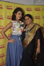 Priyanka Chopra promotes Dil Dhadakne Do on the sets of Radio Mirchi on 1st May 2015