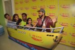 Ranveer Singh at Radio Mirchi studio for promotion of Dil Dhadakne Do