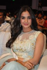 Sonal Chauhan at Pandaga Chesko Audio Launch on 1st may 2015
