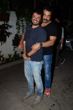 Vikas Bahl, Anurag Kashyap at Bombay Velvet_s first screening in Sunny Super Sound on 1st May 2015 (110)_5544d0765d550.JPG