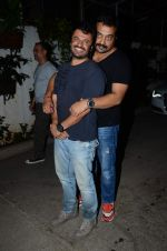 Vikas Bahl, Anurag Kashyap at Bombay Velvet_s first screening in Sunny Super Sound on 1st May 2015 (112)_5544d076f243a.JPG