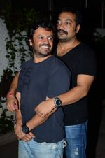 Vikas Bahl, Anurag Kashyap at Bombay Velvet_s first screening in Sunny Super Sound on 1st May 2015 (113)_5544d077954a6.JPG