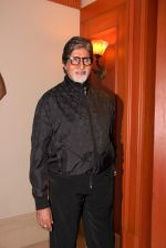 Amitabh Bachchan at Piku promotional press meet in JW Marriott on 2nd May 2015